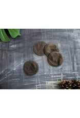 Plantish Reusable Cotton Round-Black