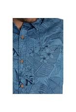 PX Cyrus Chambray Print Shirt
