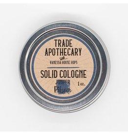 Trade Supply Co. Solid Cologne - Juniper Porter