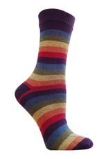 RocknSocks '76 - Iris Rainbow Crew Socks - L