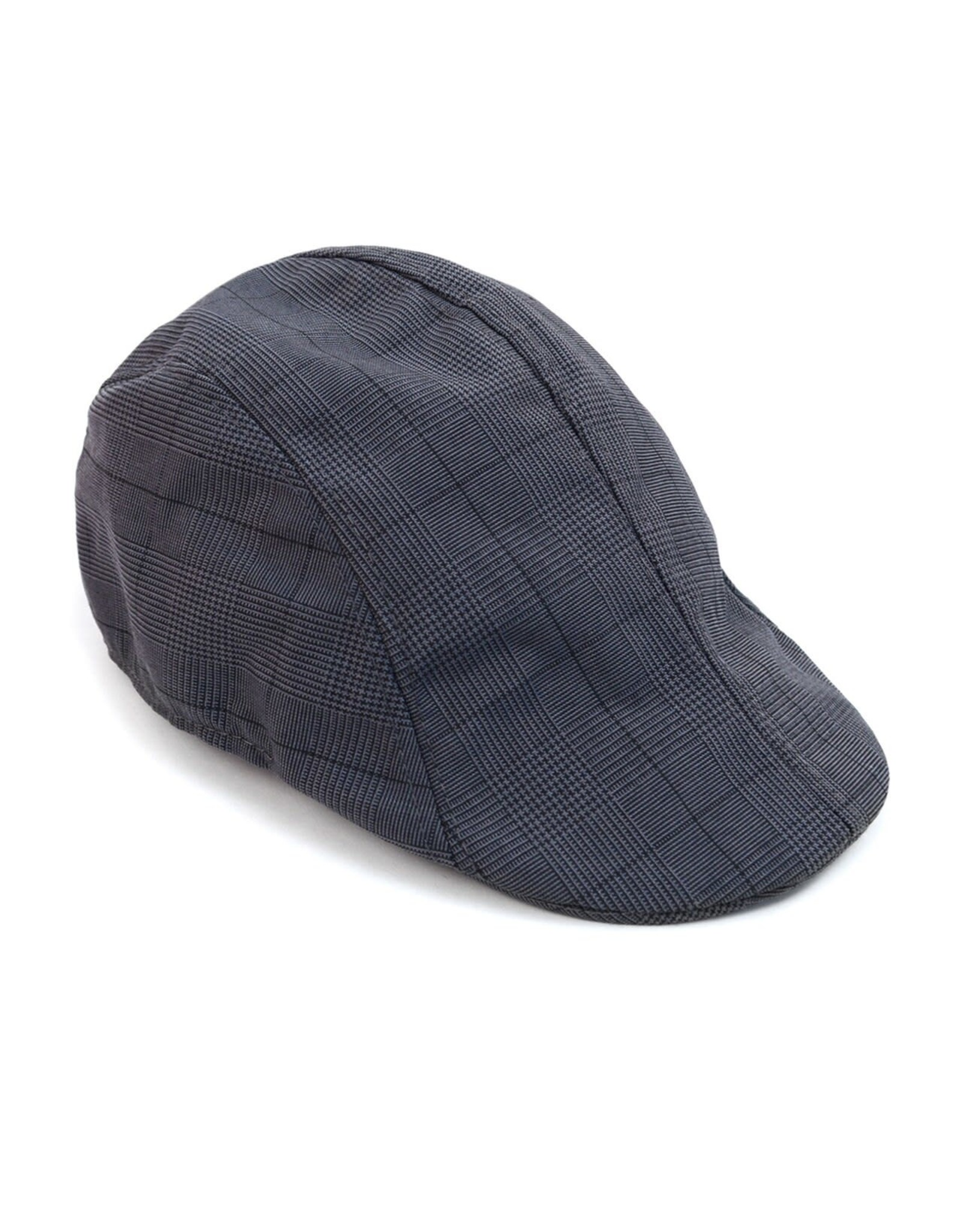 Selini New York '76 Plaid Ivy Hat Gray