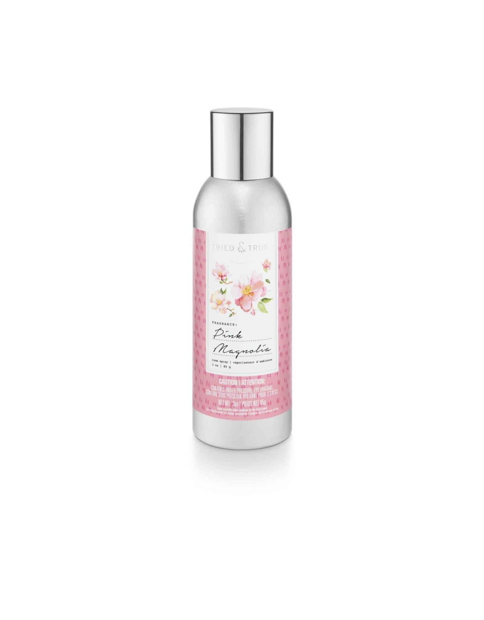 Tried & True 3 oz Room Spray - Pink Magnolia