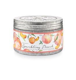 Tried & True 14.1 oz Tin Candle - Sparkling Peach