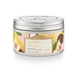 Tried & True 14.1 oz Tin Candle - Coconut Nectar