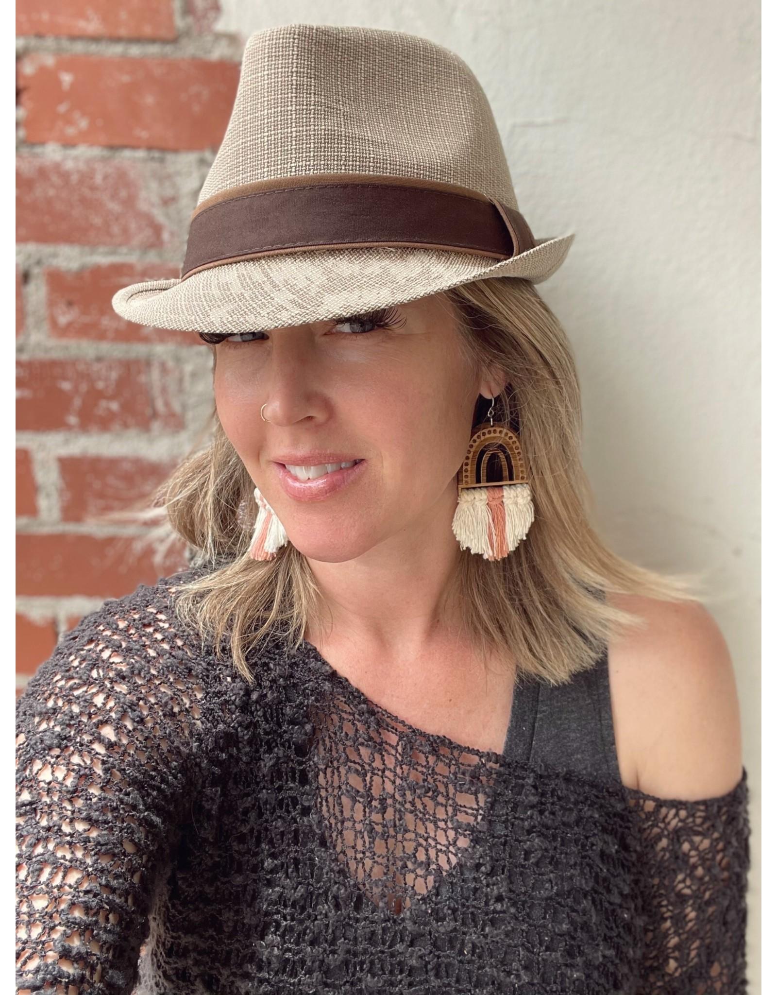 Selini New York Trilby Fedora Hat