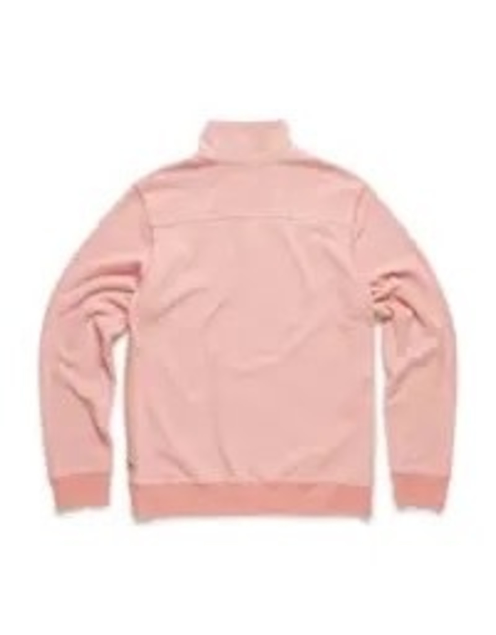 '76 Mens Mercantile Brushed Zipped Mock Pull Over