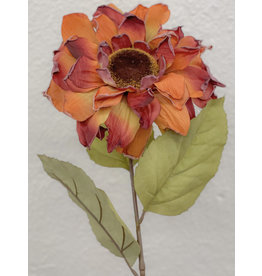 The Florist & The Merchant Multicolored Sunflower Stem