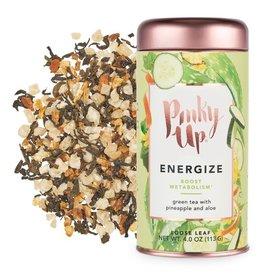 Pinky Up Energize Loose Leaf Tea