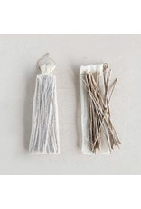 """The Florist & The Merchant 11 3/4"""" Bleached Dried Botanical Twigs"""