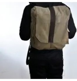 '76 Mens Mercantile Recycled Military Tent Back Pack