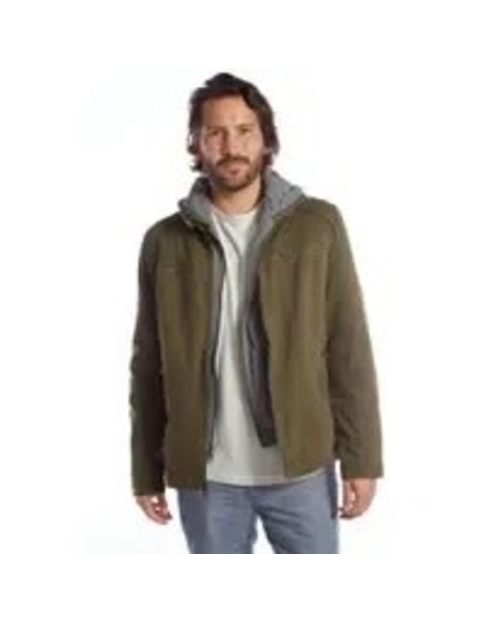 '76 Mens Mercantile Kendrick Cotton Jacket - Olive