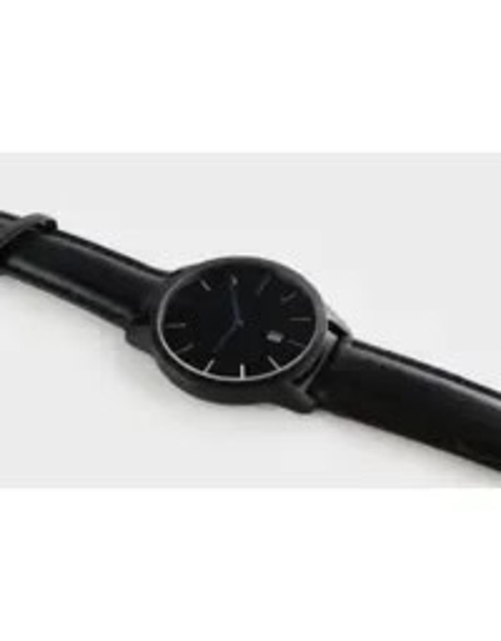 '76 Mens Mercantile Blackout Havok Watch - 40mm