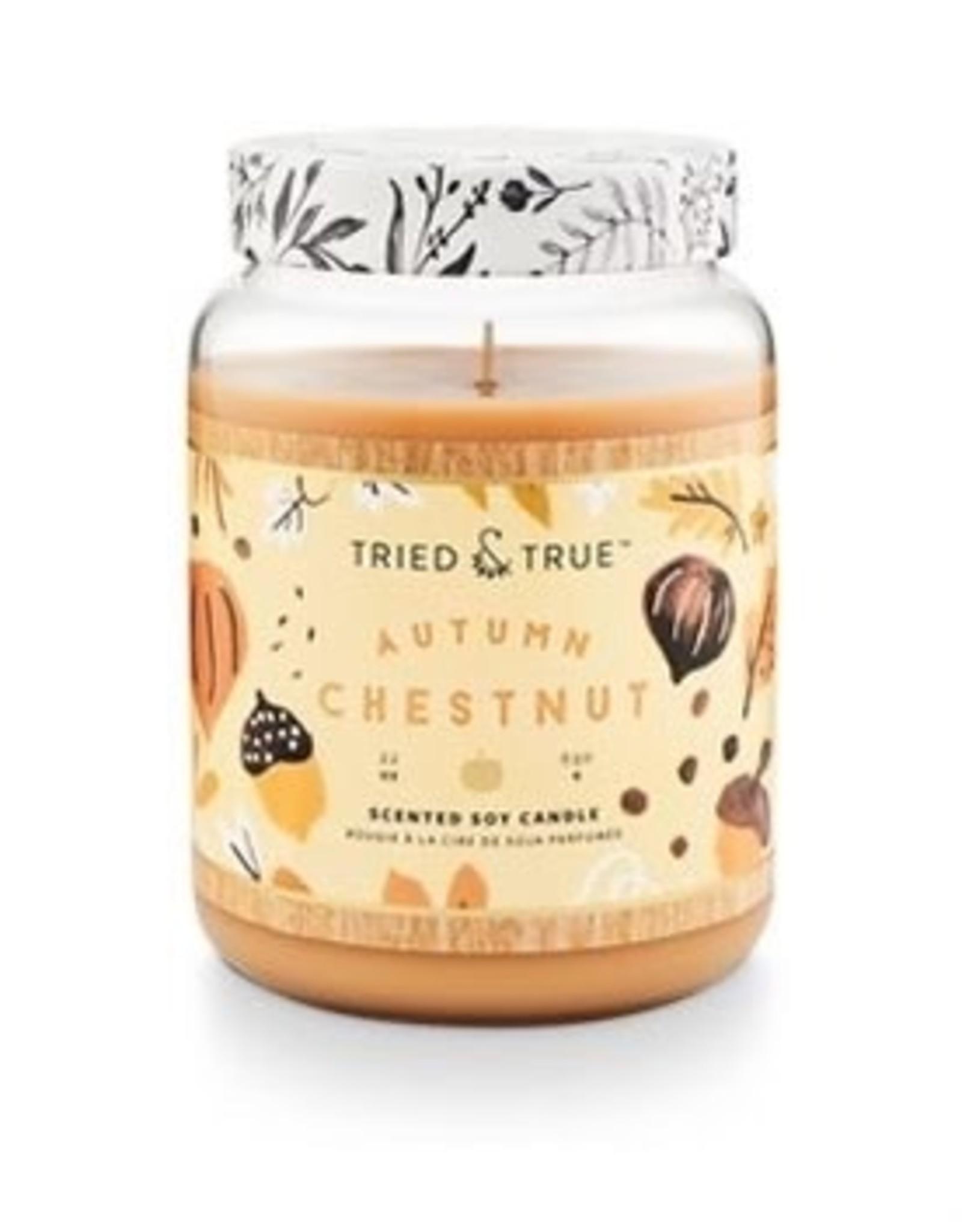 The Florist & The Merchant Autumn Chestnut Home Fragrance