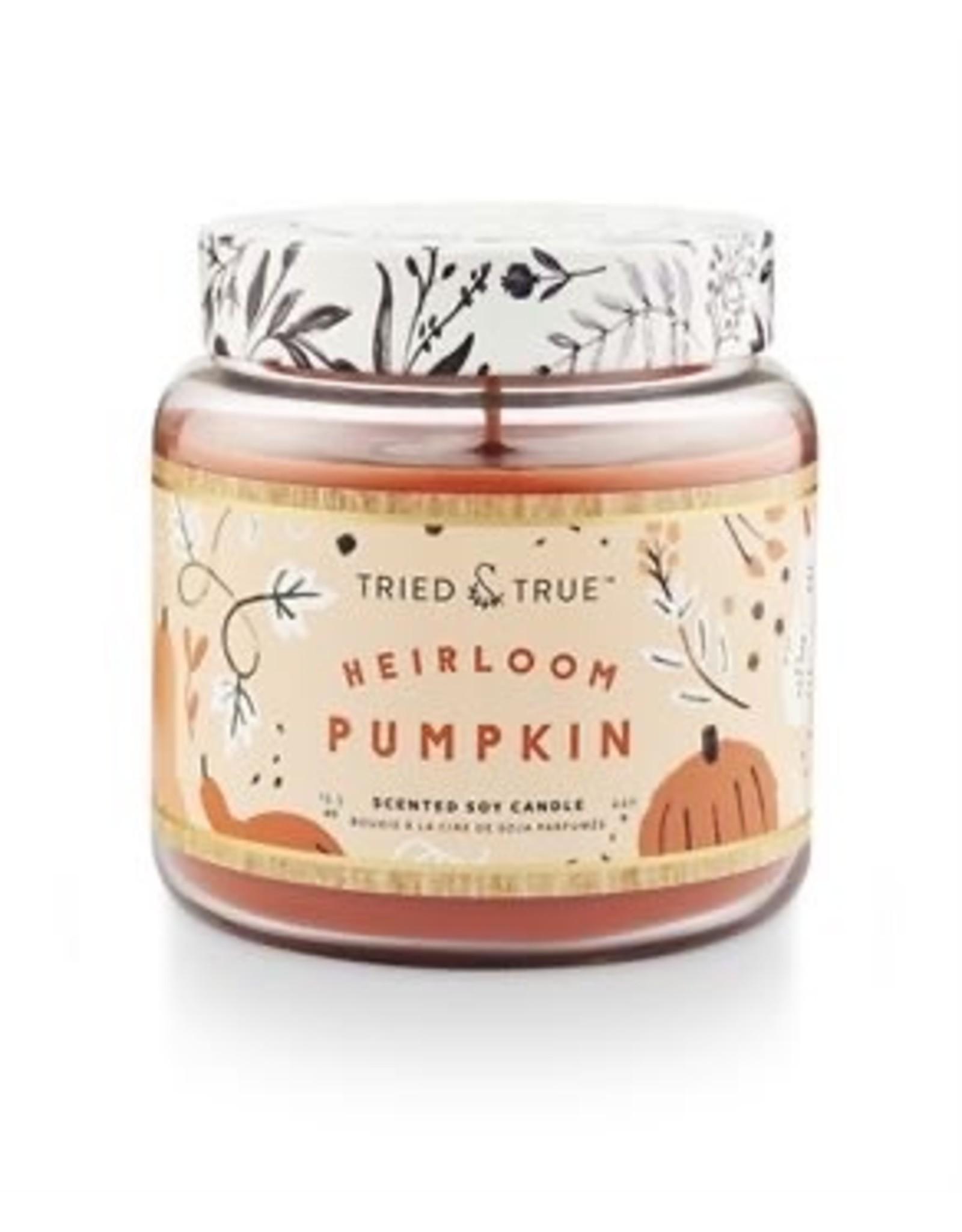 The Florist & The Merchant Heirloom Pumpkin Home Fragrance