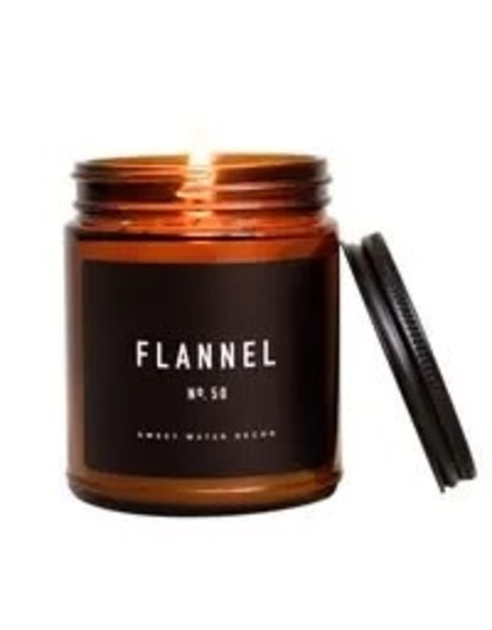 The Florist & The Merchant Flannel Home Fragrance