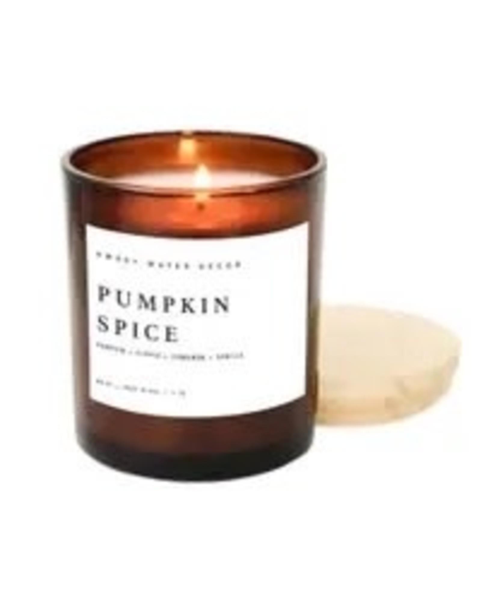 The Florist & The Merchant Pumpkin Spice Home Fragrance