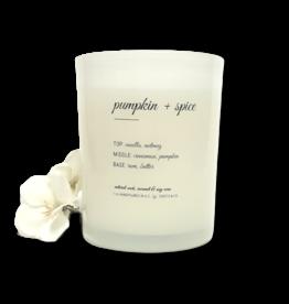 The Florist & The Merchant Pumkin Spice Home Fragrance