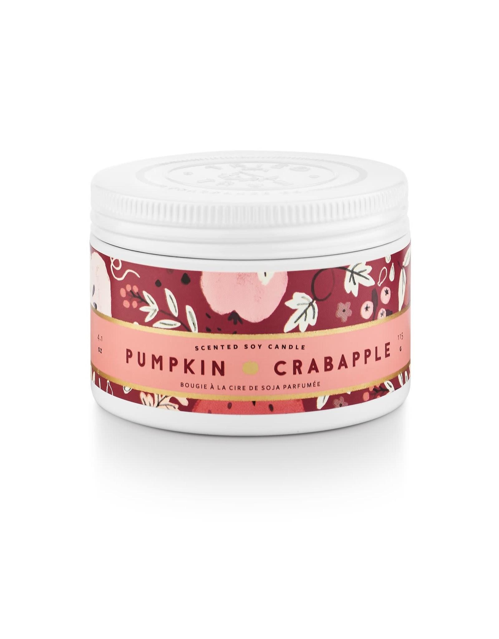 The Florist & The Merchant Pumpkin Crabapple Home Fragrance
