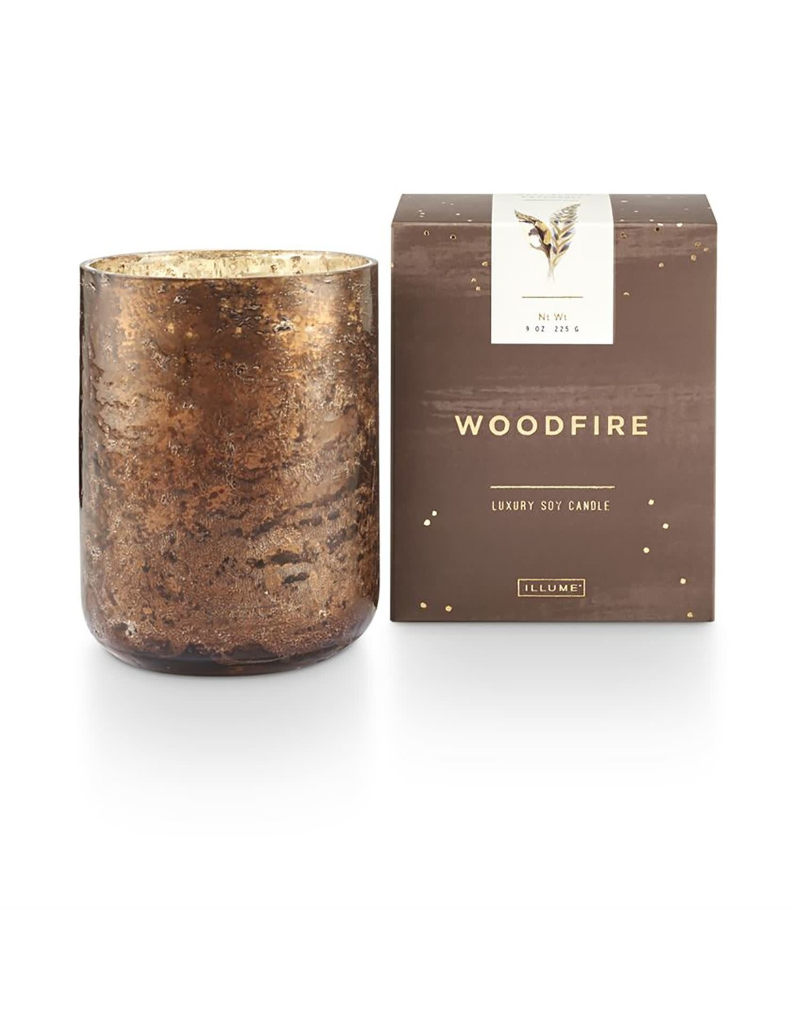 The Florist & The Merchant Woodfire Home Fragrance