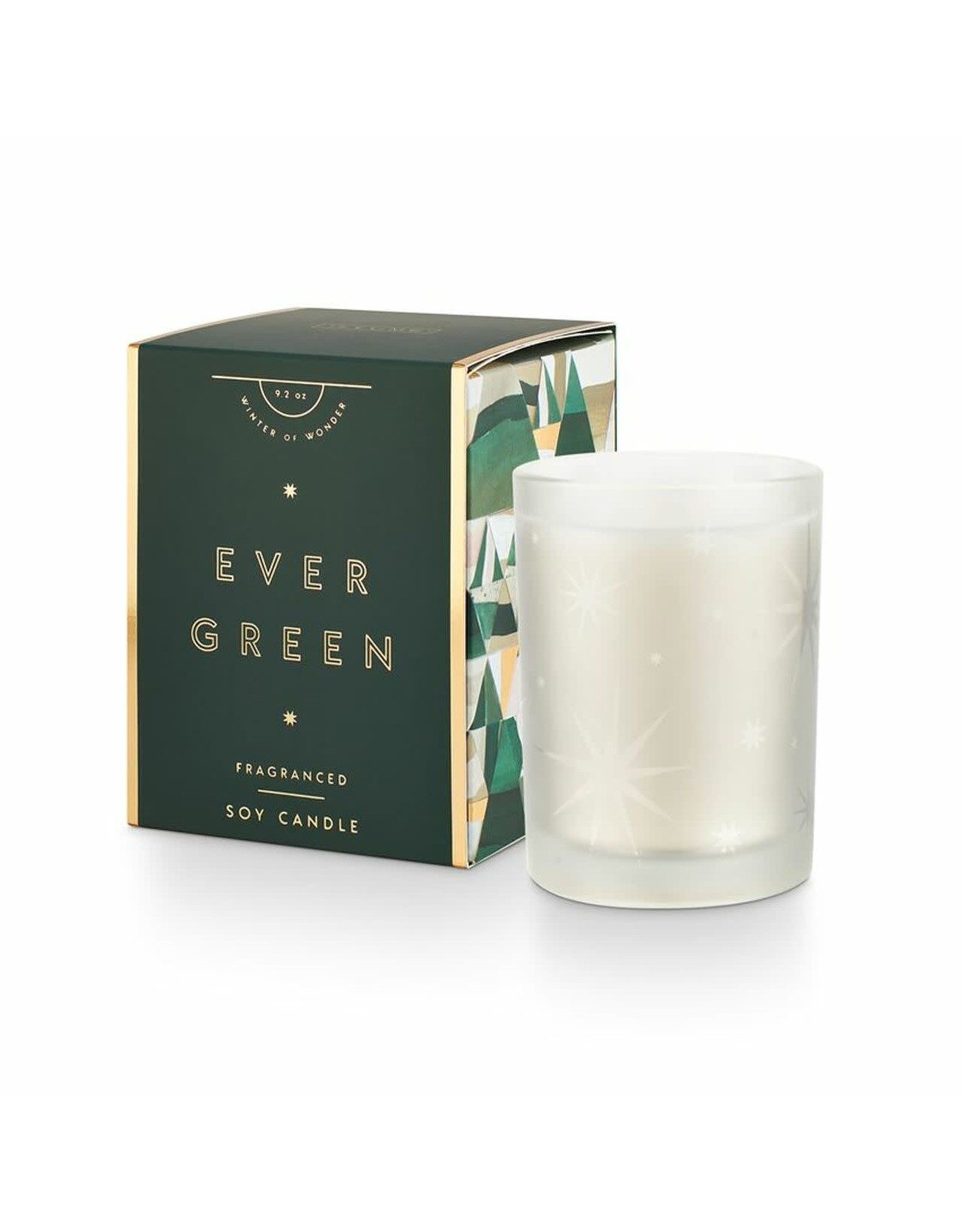 The Florist & The Merchant Evergreen Home Fragrance