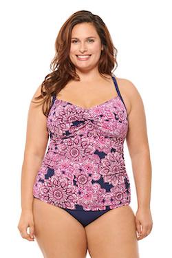 Christina Tankini Plus Size
