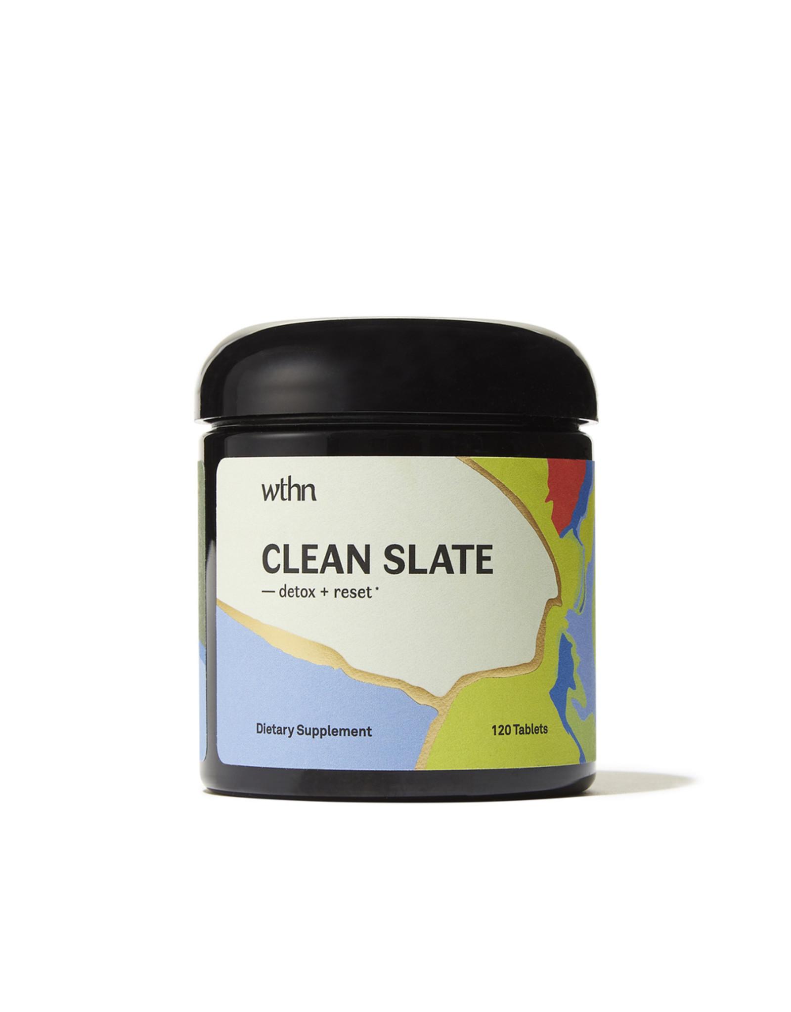 WTHN Clean Slate