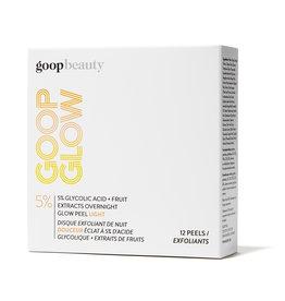 goop Beauty goop Beauty GOOPGLOW 5% Glycolic Acid Overnight Glow Peel Light (Size: 12-Pack)