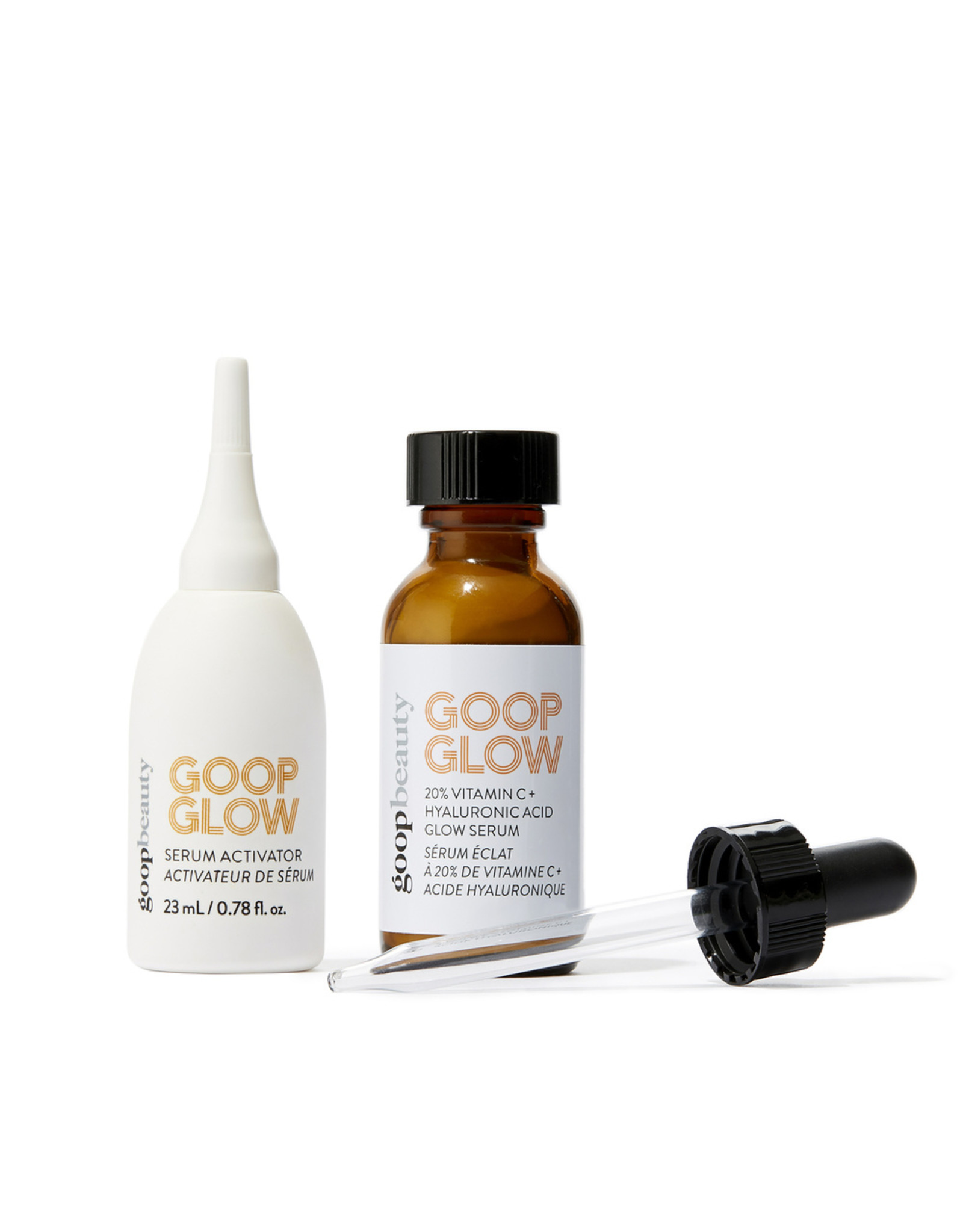 goop Beauty goop Beauty GOOPGLOW 20% Vitamin C + Hyaluronic Acid Glow Serum