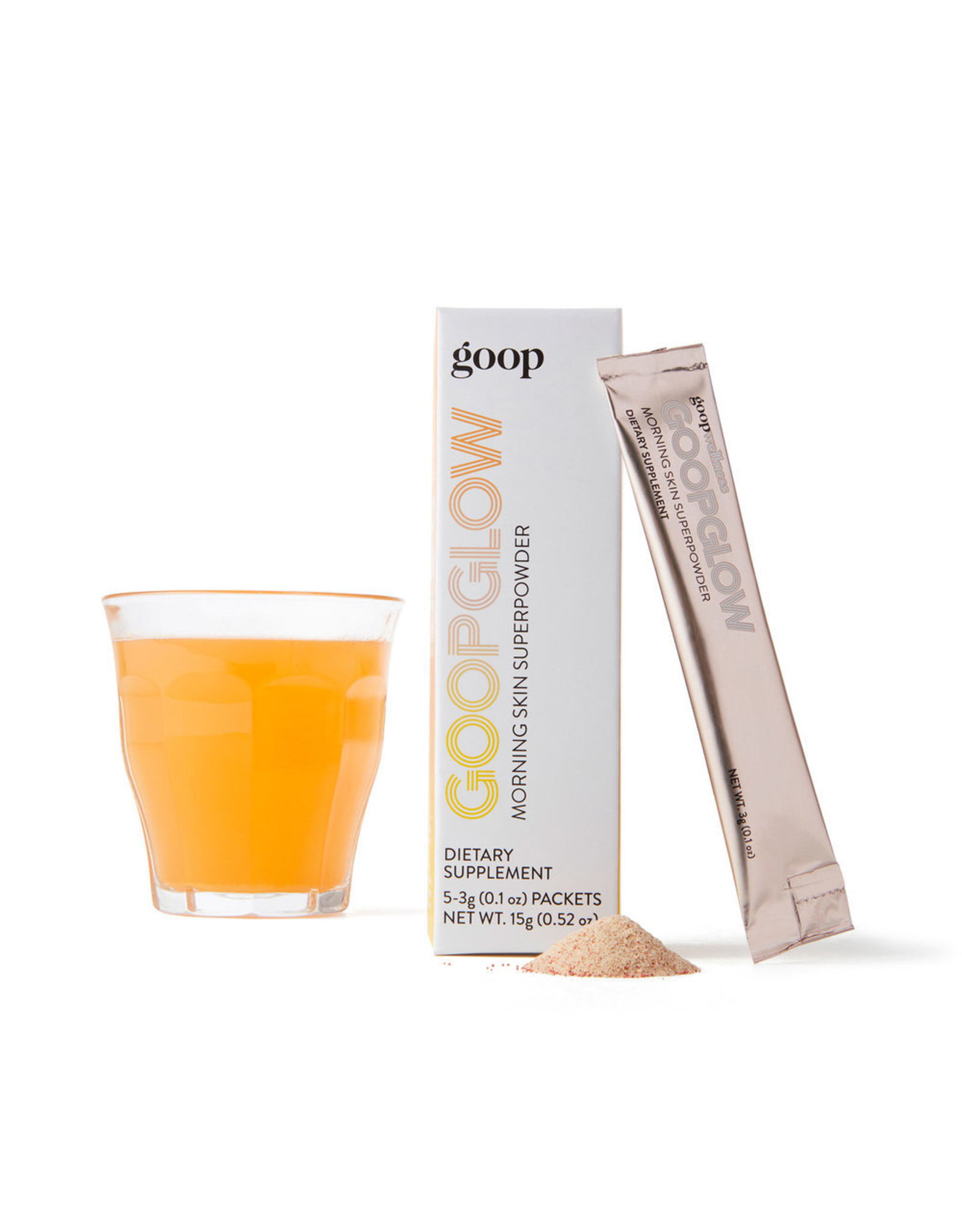 Goop goop Beauty GOOPGLOW Morning Skin Superpowder (Size: 5-Pack)