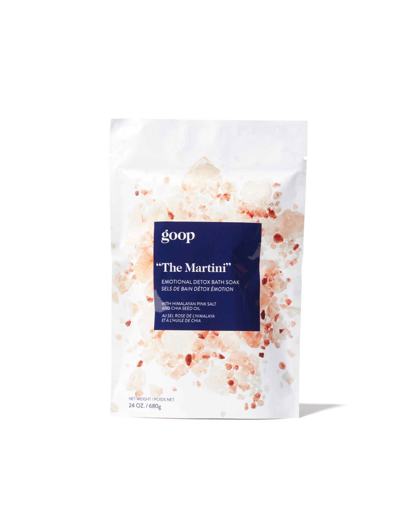 "goop Body goop Beauty ""The Martini"" Emotional Detox Bath Soak"