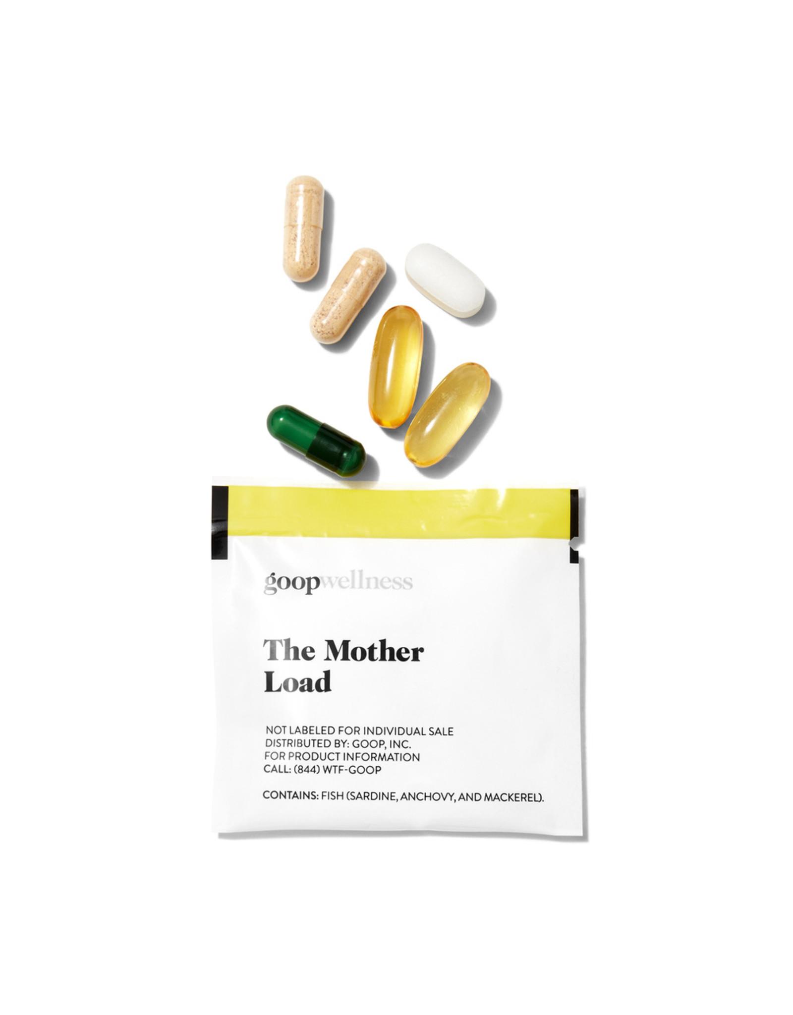 goop Wellness goop Wellness The Mother Load