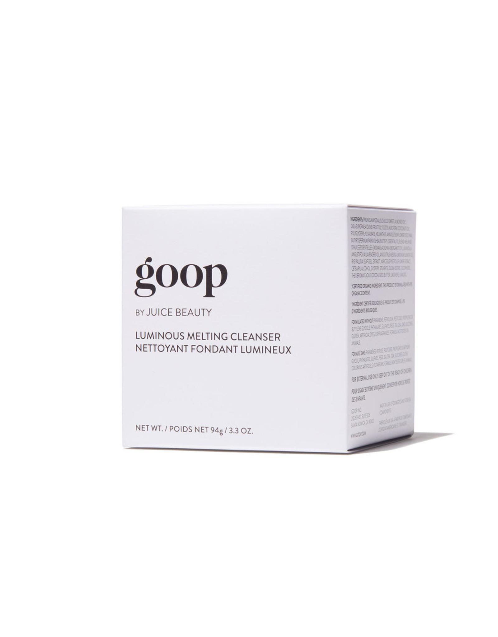 Goop by Juice Beauty goop Beauty Luminous Melting Cleanser