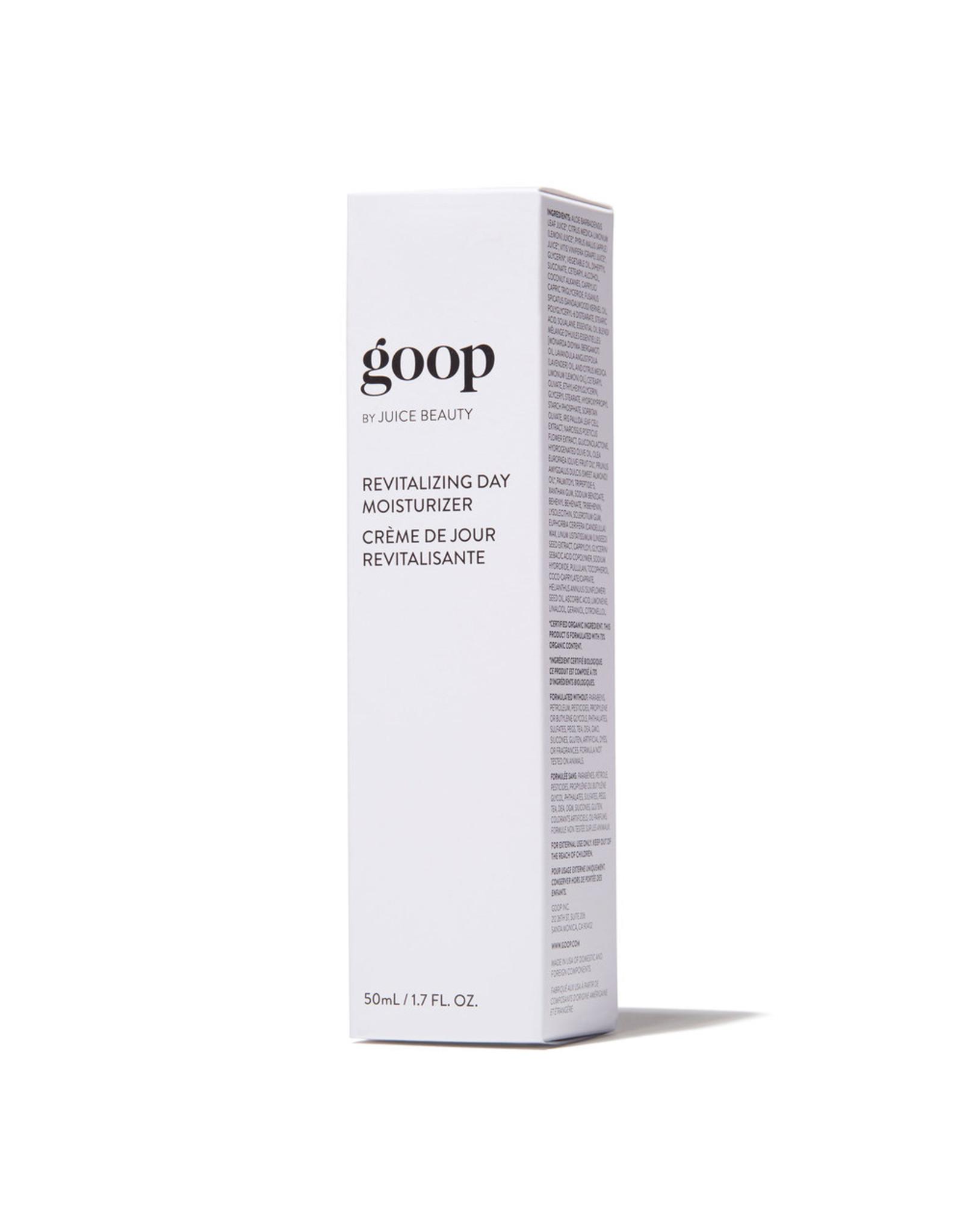 Goop by Juice Beauty goop Beauty Revitalizing Day Moisturizer