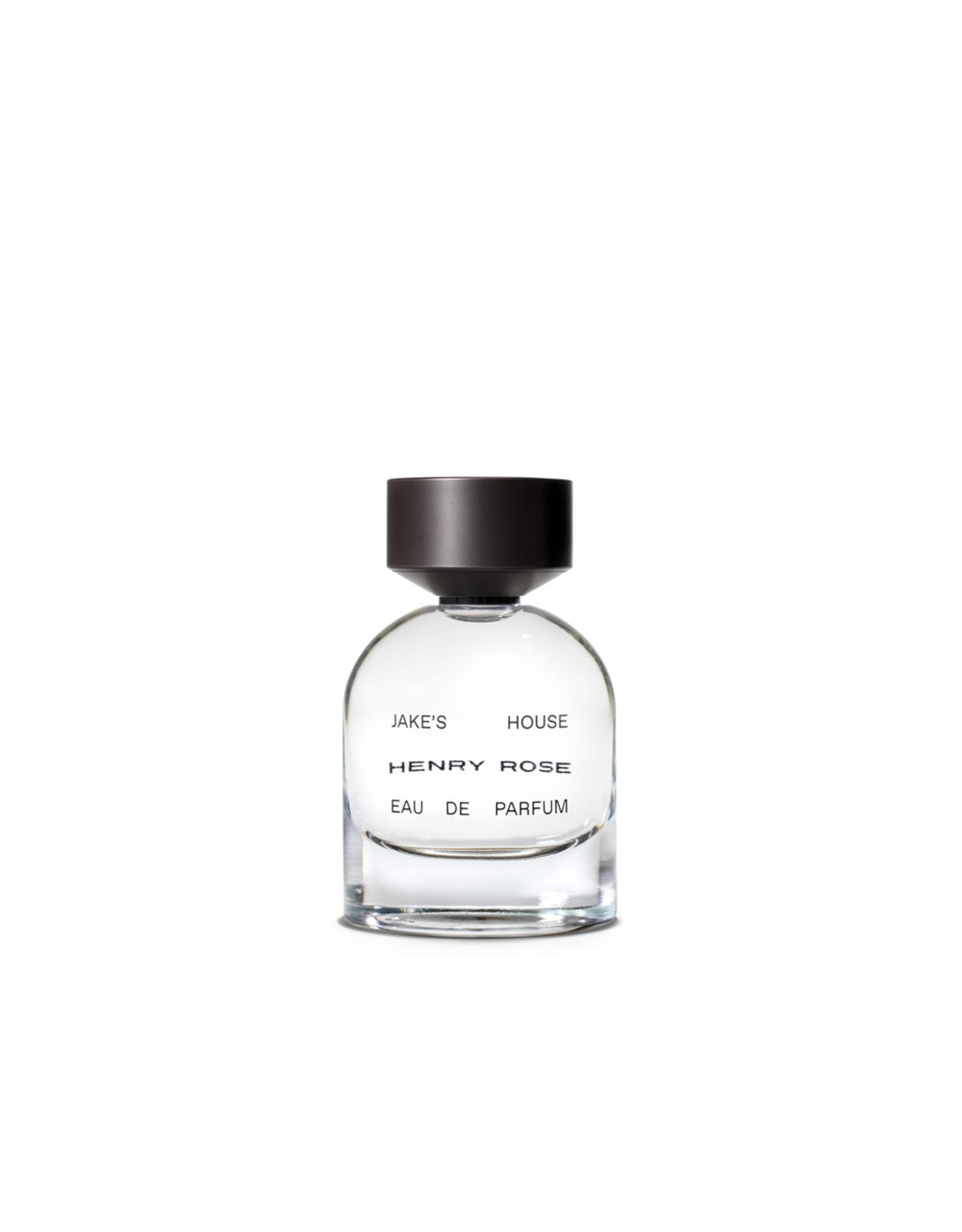 Henry Rose Henry Rose Eau De Parfum- Jake's House (Size: 50ml)