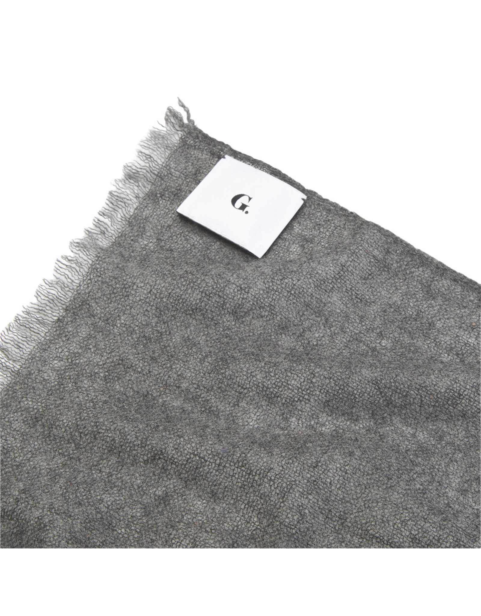 G. Label G. Label Caroline Cashmere Wrap (Color: Heather Grey)