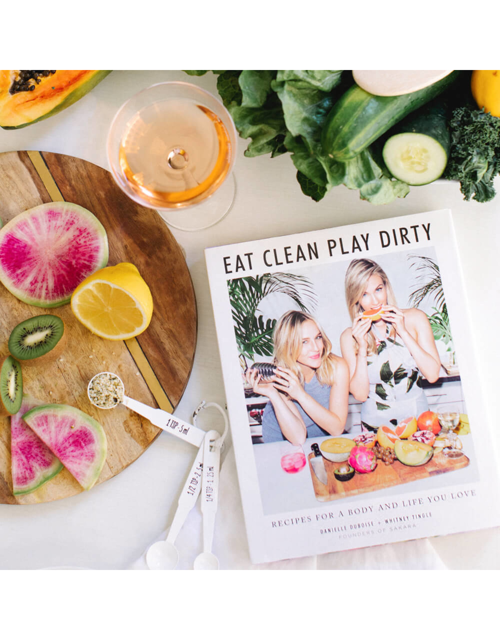 Eat Clean, Play Dirty