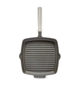 """GreenPan SimmerLite Non-stick Grillpan 10"""" - Black/Silver"""