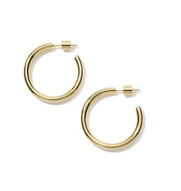 Jennifer Fisher Jennifer Fisher Goop Hoops (Color: Yellow Gold)