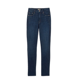 MOTHER MOTHER The High-Waist Looker Jeans (Color: Clean Sweep, Size: 27)