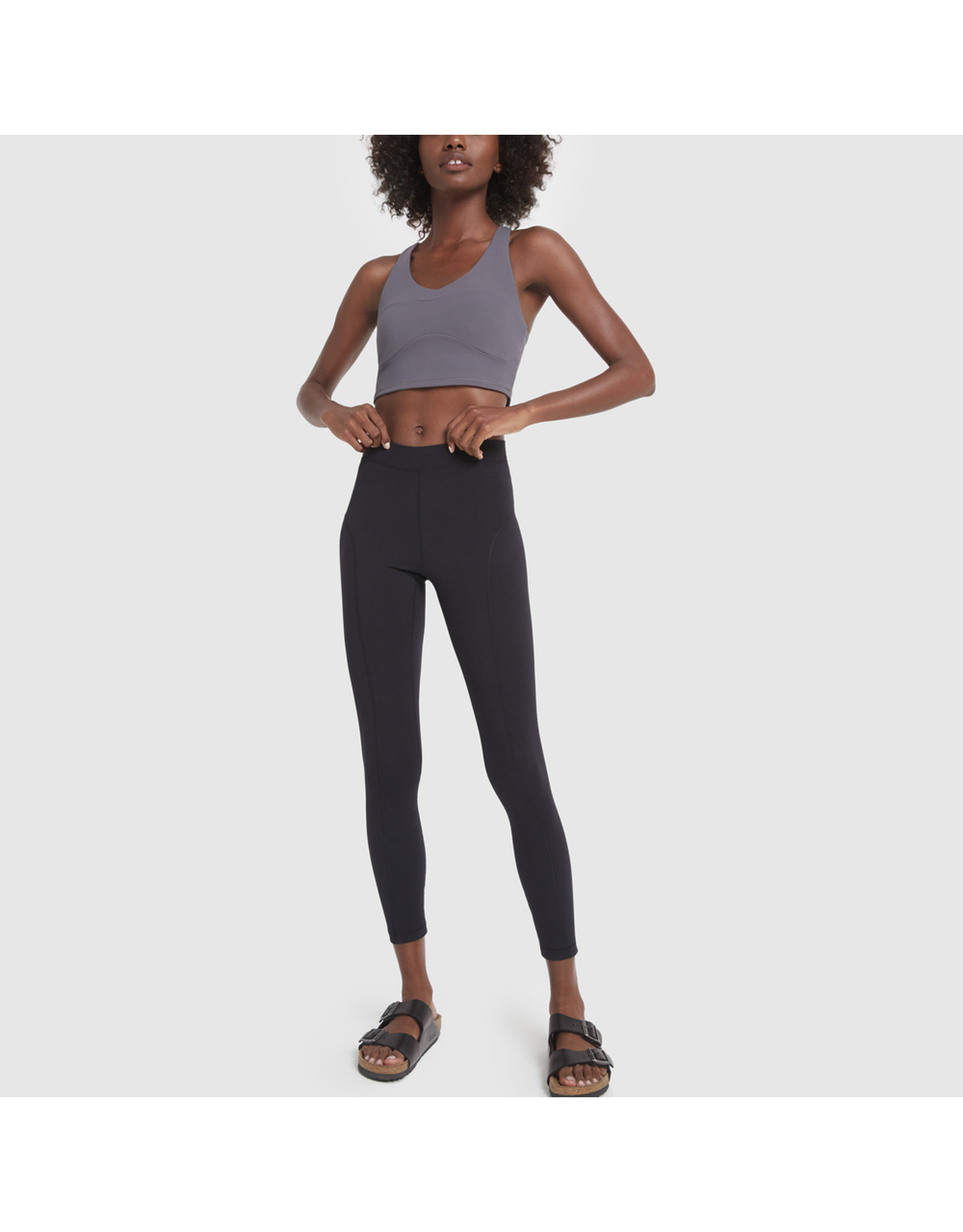G. Sport G. Sport Low-Impact Leggings (Color: Black, Size: XS)