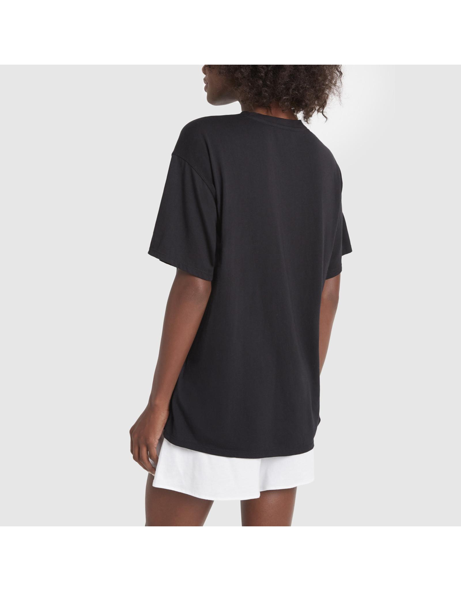 G. Sport G. Sport Oversize Boyfriend Tee (Color: Black, Size: XL)