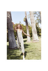 G. Sport G. Sport Lounge Jumpsuit (Color: Grey Heather, Size: L)