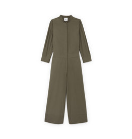 G. Label G. Label Blair Jumpsuit (Color: Army Green, Size: 6)