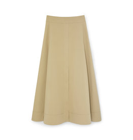 G. Label G. Label Diandra Maxi Skirt (Size: 4, Color: Khaki)