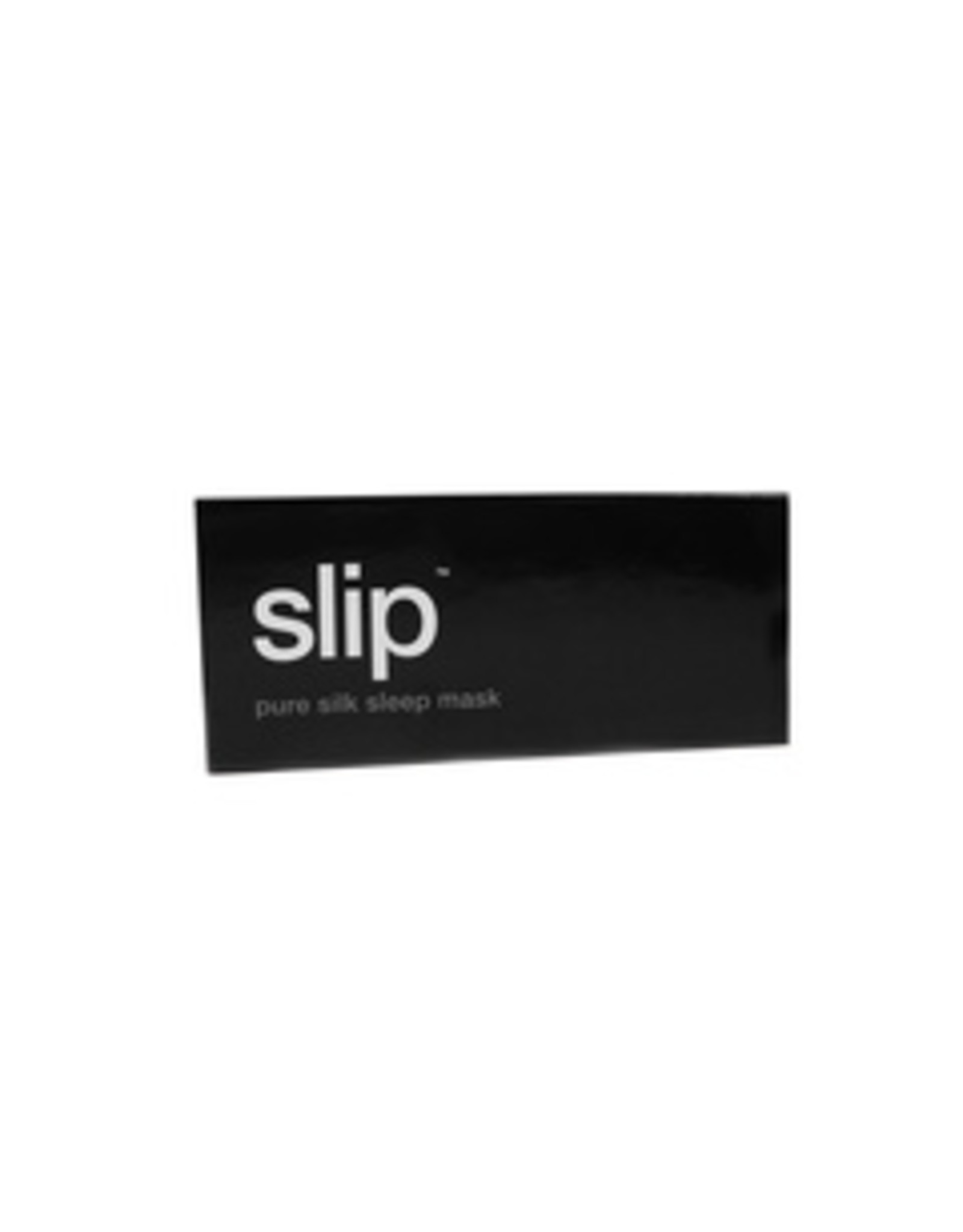 Slip Slip Black Eye Mask