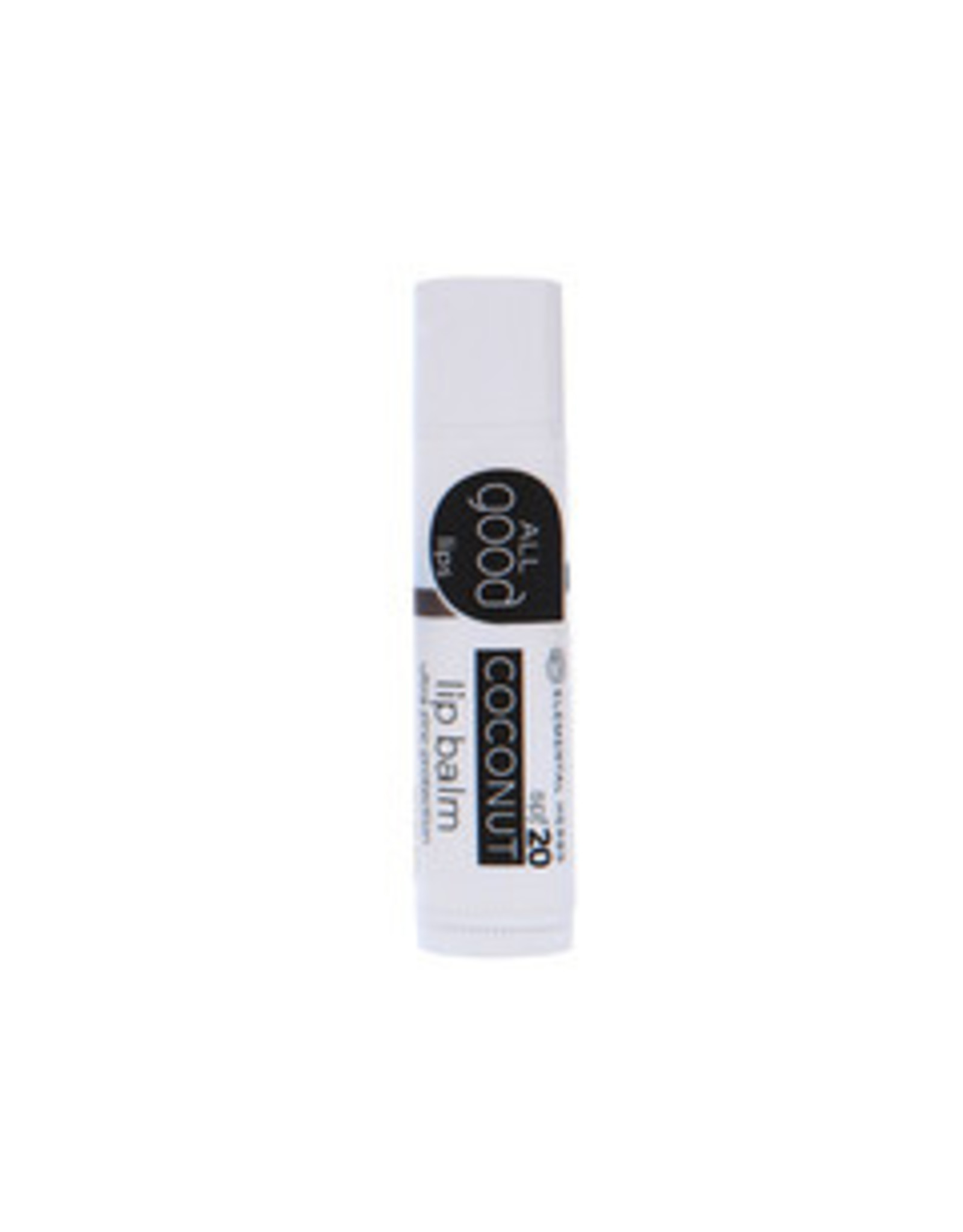 All Good All Good Lip Balm Coconut SPF 20
