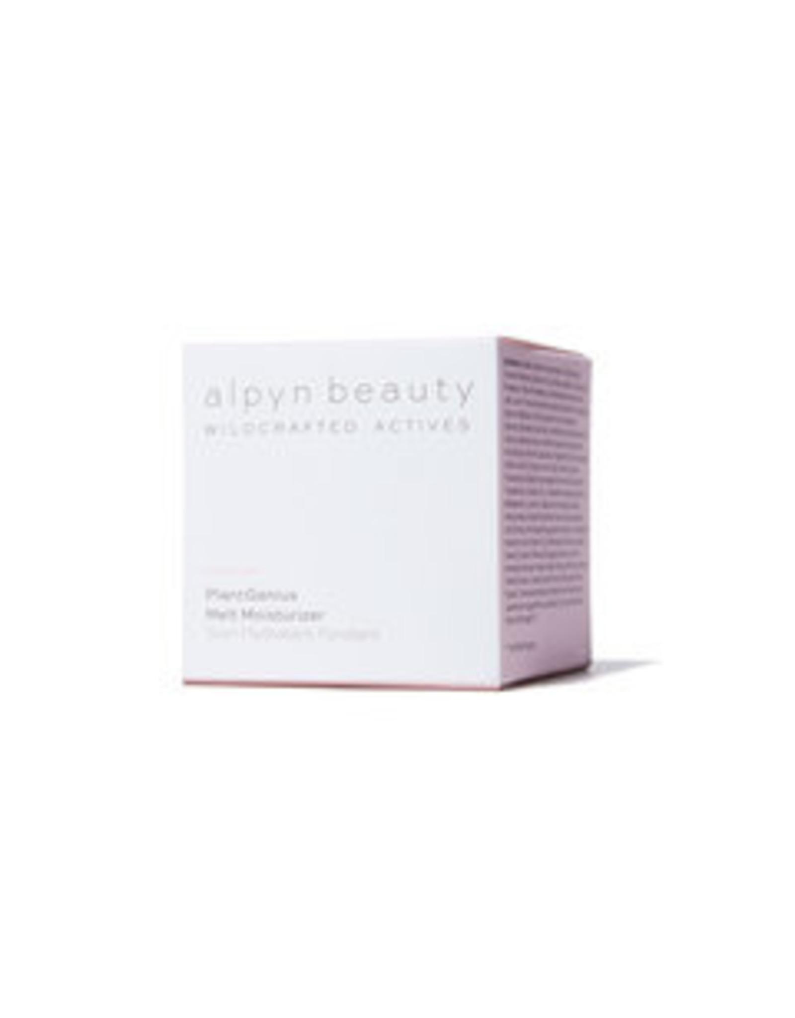 Alpyn Beauty Alpyn Beauty PlantGenius Melt Moisturizer