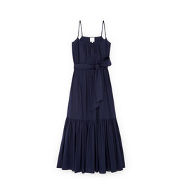 G. Label G. Label Capri Skinny Strap Dress (Color: Navy, Size: M)