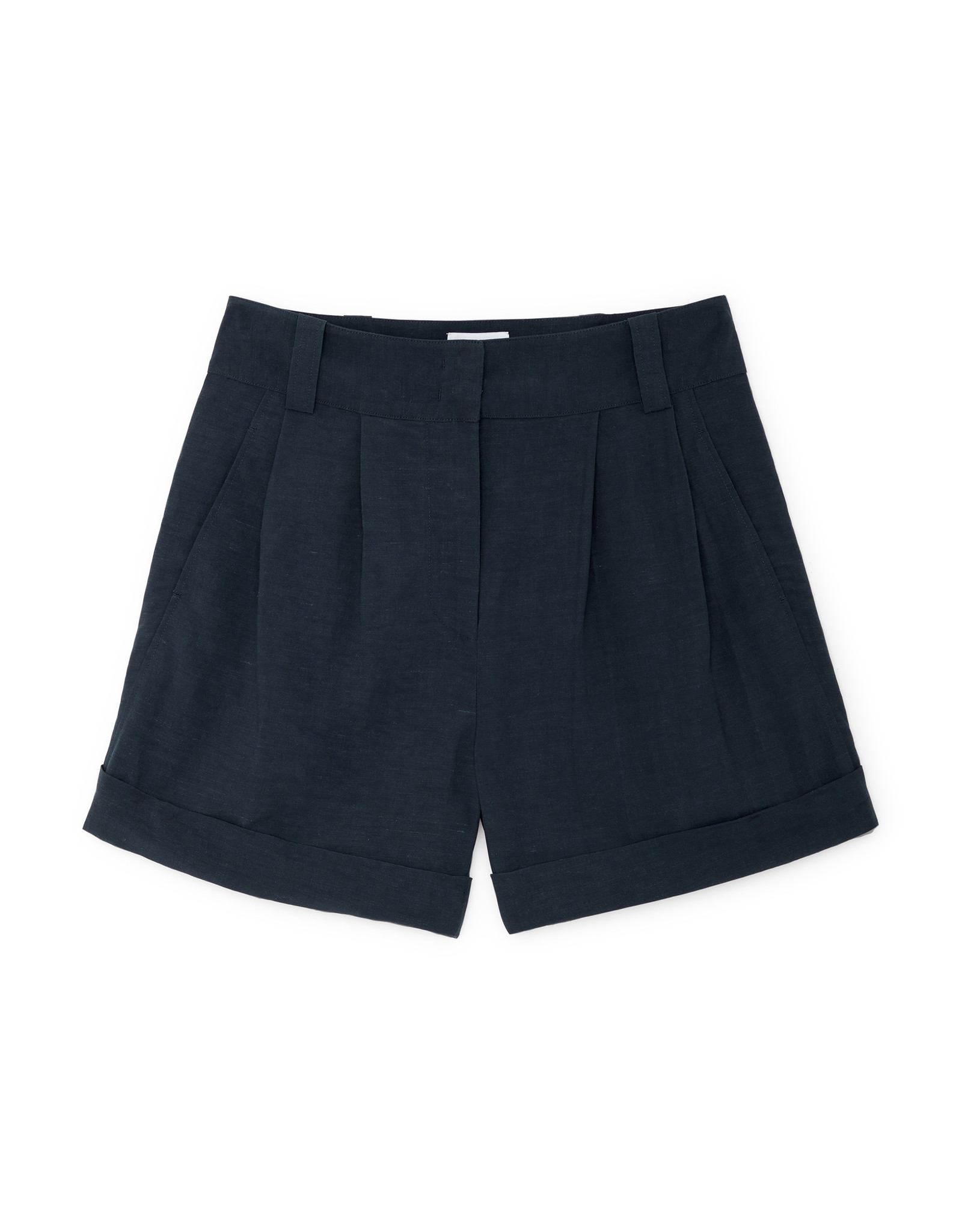 G. Label G. Label Marty High Waist Short (Color: Navy, Size: 4)