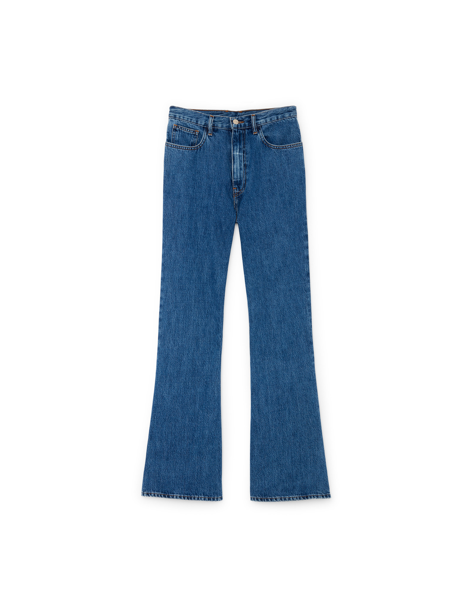 G. Label G. Label Griffin Bootcut Jeans (Color: Medium Blue Wash, Size: 26)